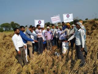 Awareness Program for Prevention of Crop Residue Burning